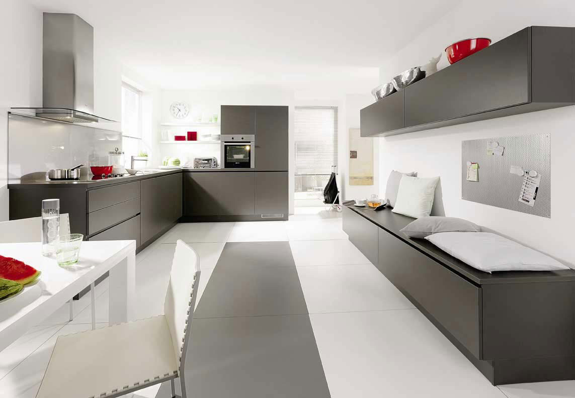 Phòng bếp hiện đại và cổ điển