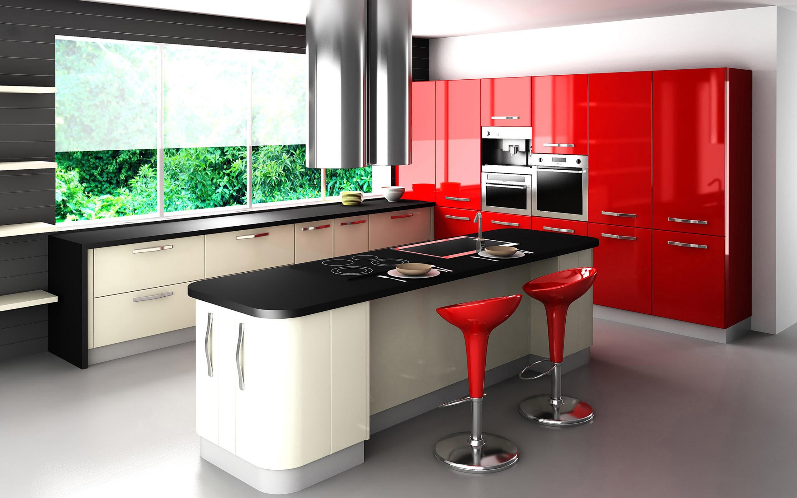 Phòng bếp phong cách ấn tượng