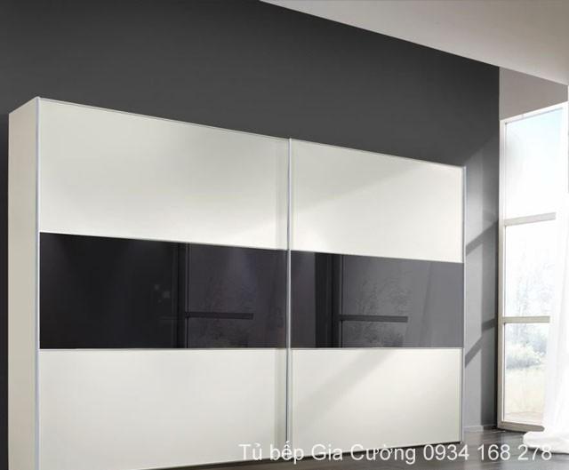 Tủ áo, Giường ngủ Acrylic PARC 01 +06