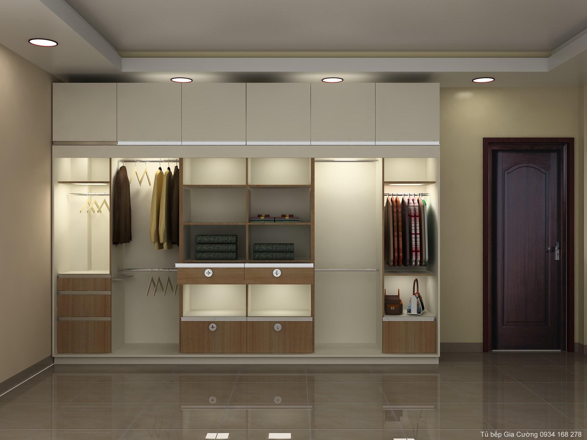 Tủ áo MFC 4601 + 101