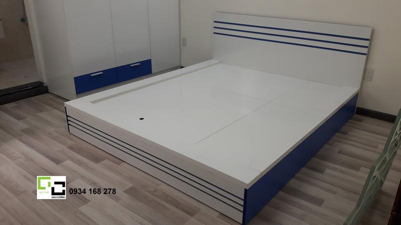 Mẫu giường ngủ 06