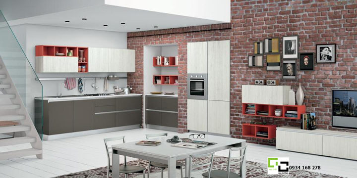 Nội thất bếp đẹp 20