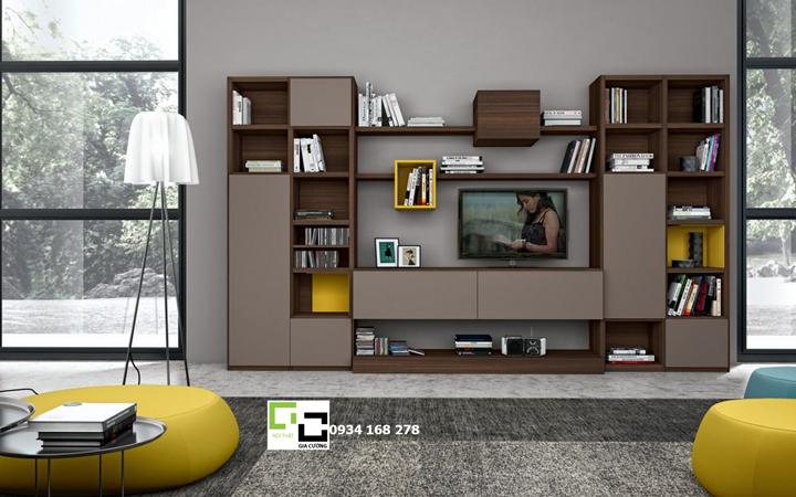 Phòng khách hiện đại 06