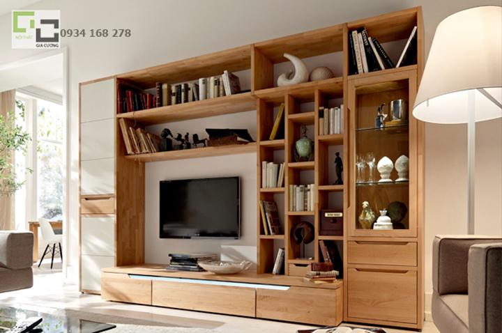 Phòng khách hiện đại 07