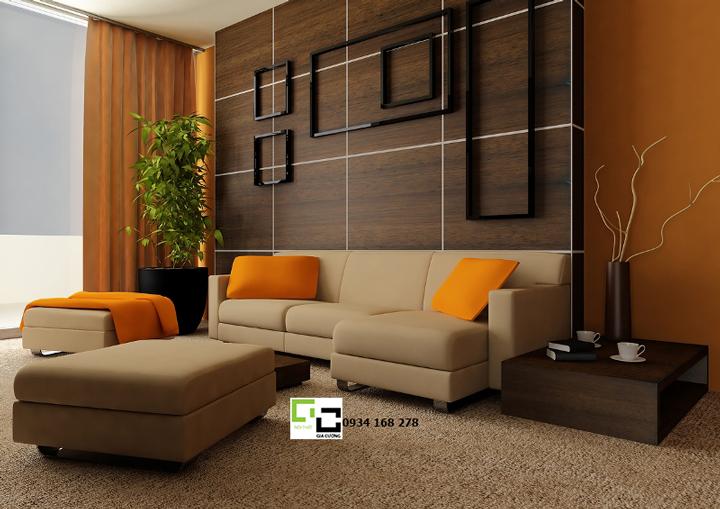 Phòng khách hiện đại 08
