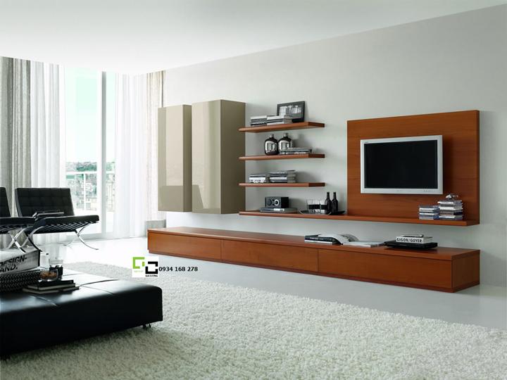 Phòng khách hiện đại 09