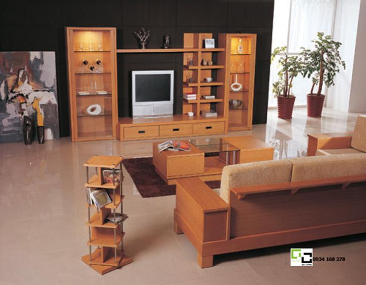 Phòng khách hiện đại 10