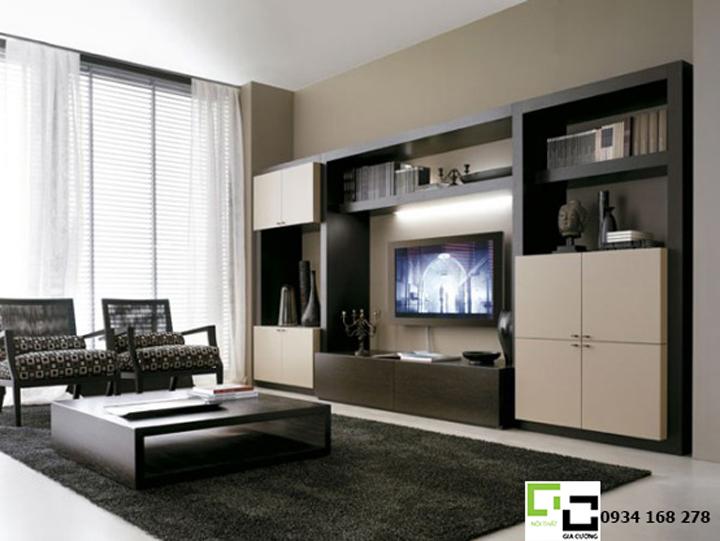 Phòng khách hiện đại 11