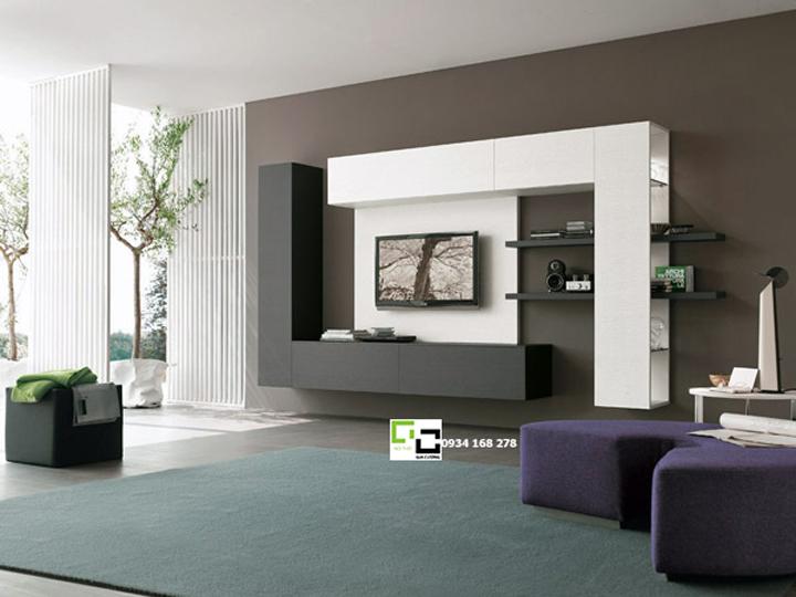 Phòng khách hiện đại 12