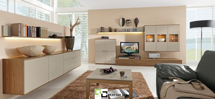 Phòng khách hiện đại 19