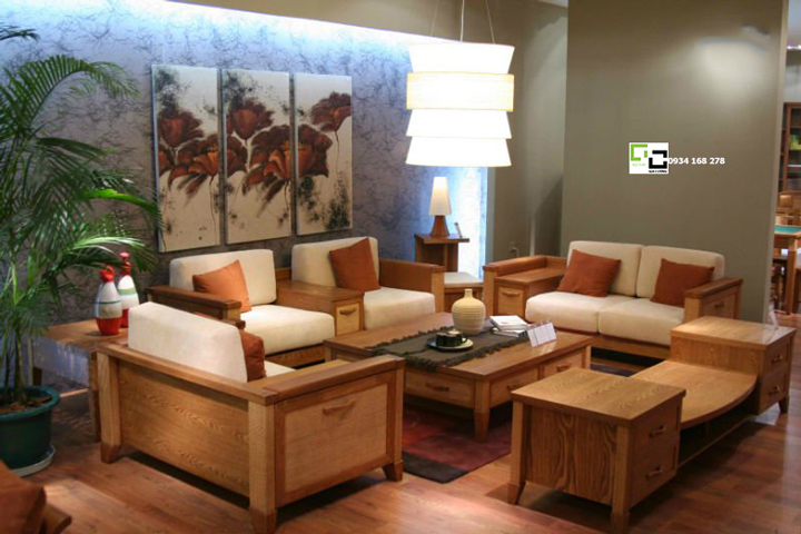 Phòng khách hiện đại 26