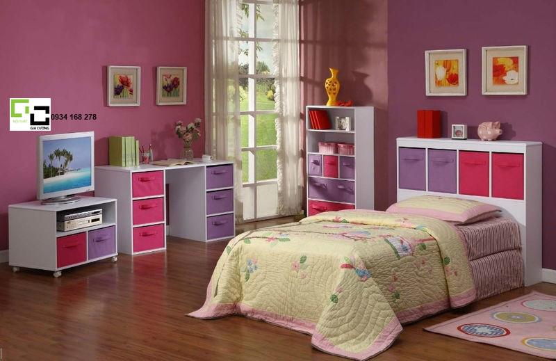 Phòng ngủ trẻ em 01