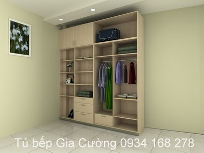 Tủ áo MFC 9222