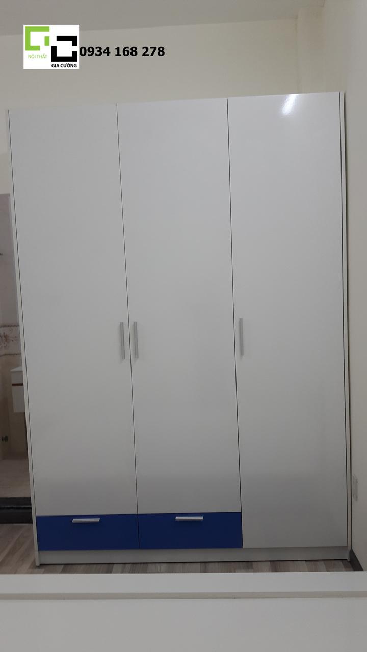Mẫu tủ áo hiện đại 12
