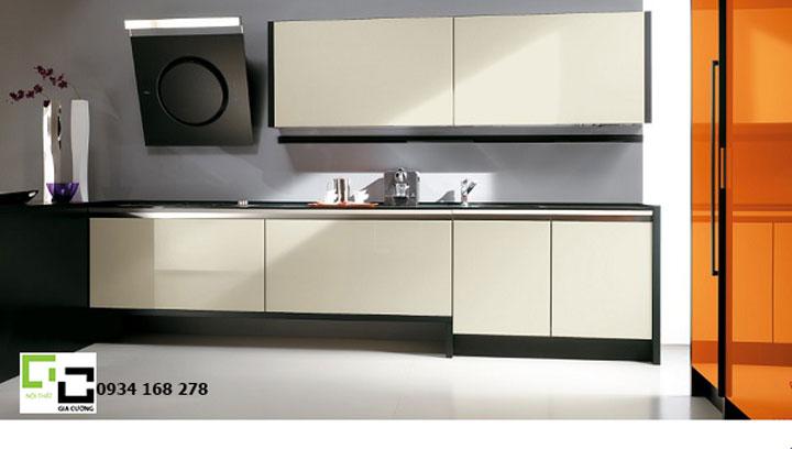 Tủ bếp chữ i 03