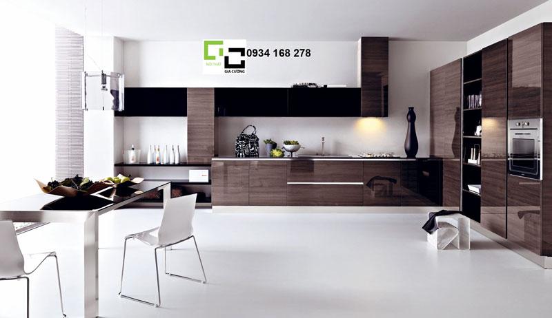 Tủ bếp hiện đại 02