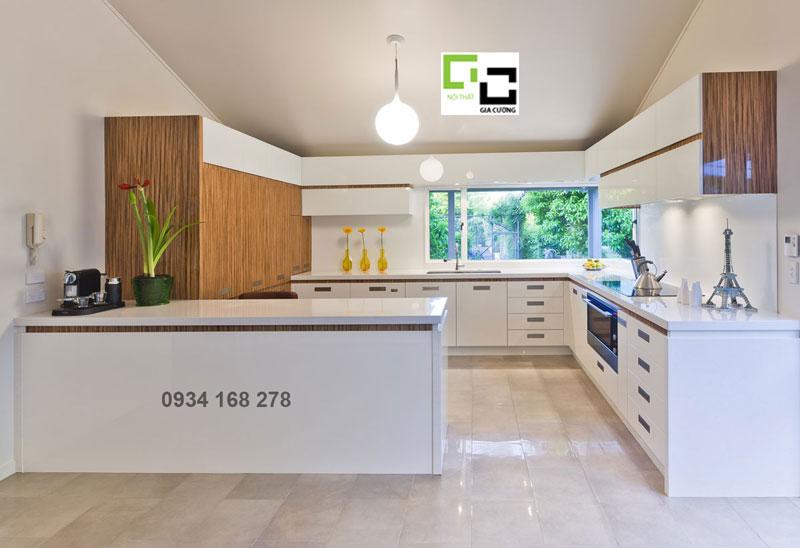 Tủ bếp thiết kế hiện đại 03