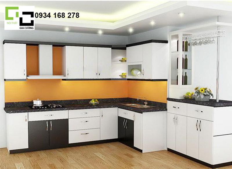 Tủ bếp hiện đại 04