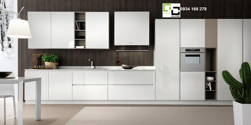 Tủ bếp thiết kế hiện đại 10