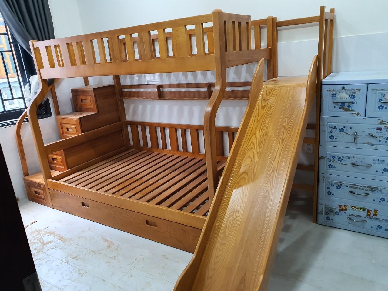 giường hai tầng phòng ngủ trẻ em
